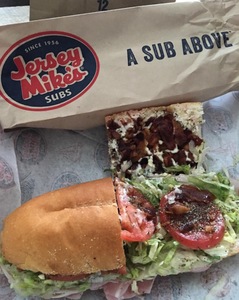 The options are endless at Jersey Mike's!