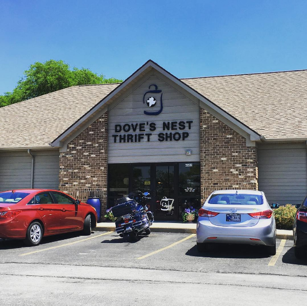 The Dove's Nest Thrift Shop