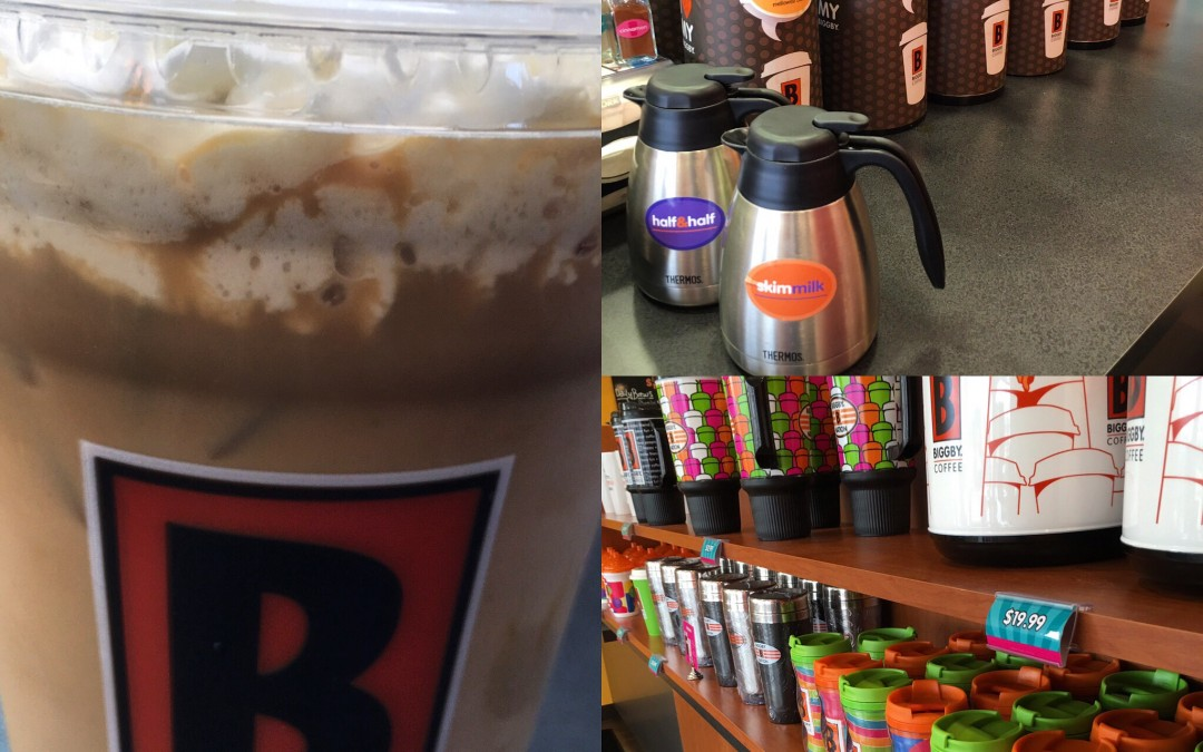 Biggby Coffee… Not just another coffee cafe.