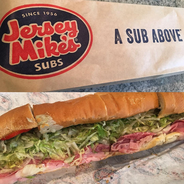 There's a delicious variety at Jersey Mike's!