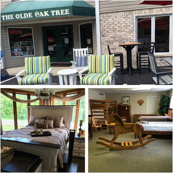 Quality Furniture at Olde Oak Tree, Inc.