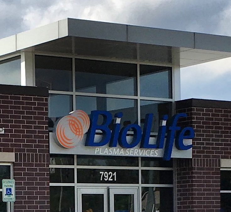Saving Lives with BioLife.