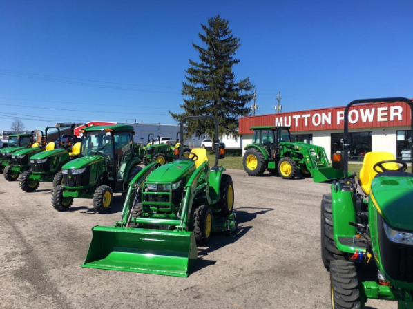 Are you ready for Spring? Mutton Power Equipment can help!