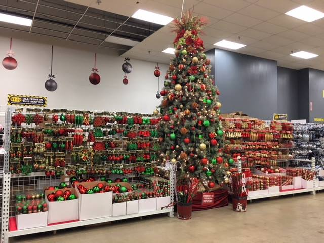Get all your holiday goodies at Darlington Holiday Warehouse!