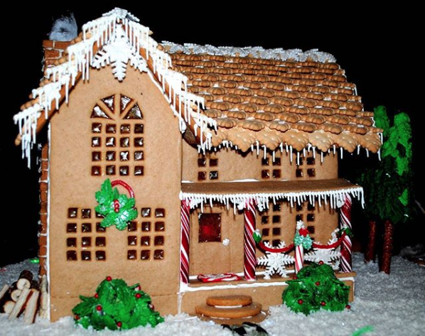 Annual Festival of Gingerbread at Fort Wayne History Center!
