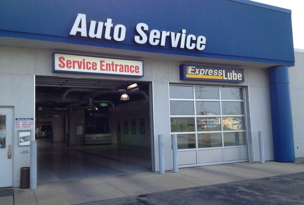 Hires Automotive Center is here for you!